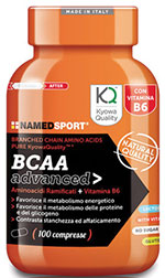 NAMEDSPORT BCAA ADVANCED