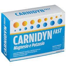 Carnidyn Fast 20 bustine
