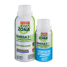 Enervit Enerzona Omega 3 Rx 120 Capsule + 48 Omaggio