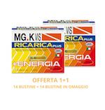 MGK VIS RICARICA PLUS +ENERGIA 14 BUSTINE + 14 BUSTINE IN OMAGGIO