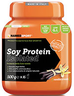 SOY PROTEIN ISOLATE 500 GRAMMI